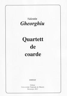 Gheorghiu Quartett