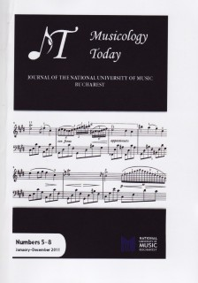 Musicology today 2