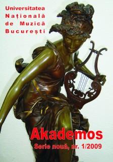 coperta Akademos1 2009