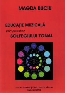coperta Buciu educatia muzicala