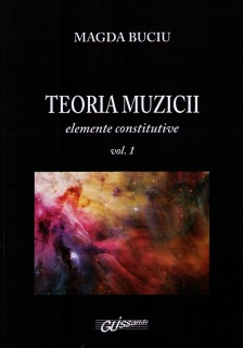 coperta Buciu teoria muzicii vol 1