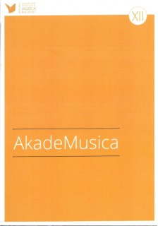 AkadeMusica vol. XII