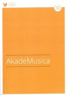 AkadeMusica vol. XIII