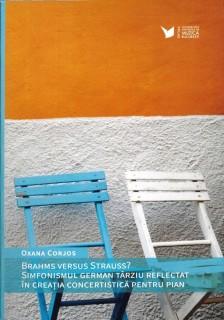 Oxana Corjos Brahms vs. Strauss
